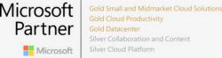 Microsoft Gold Logo 3